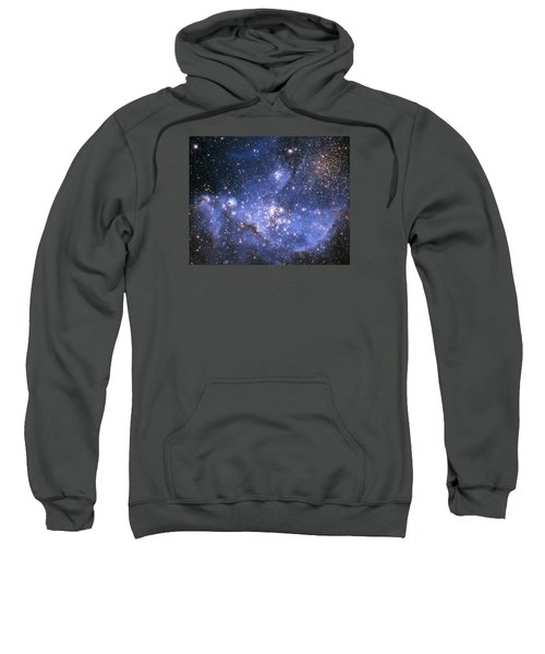 Infant Stars In The Small Magellanic Cloud  Sweatshirt