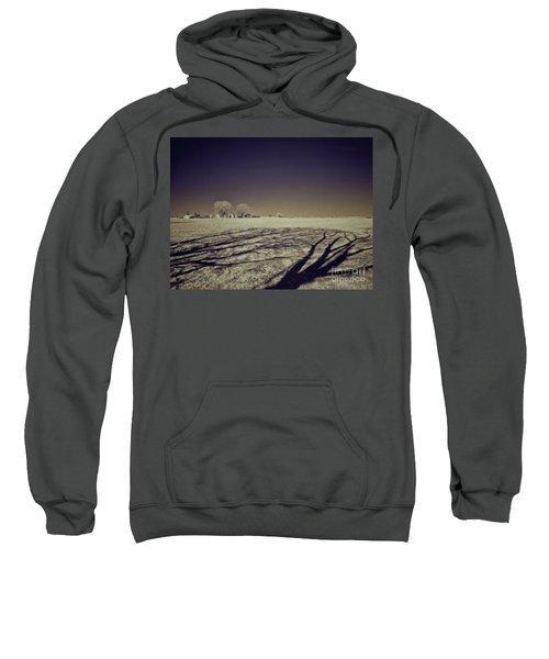 Infrared Landscape Lancaster Pa Sweatshirt
