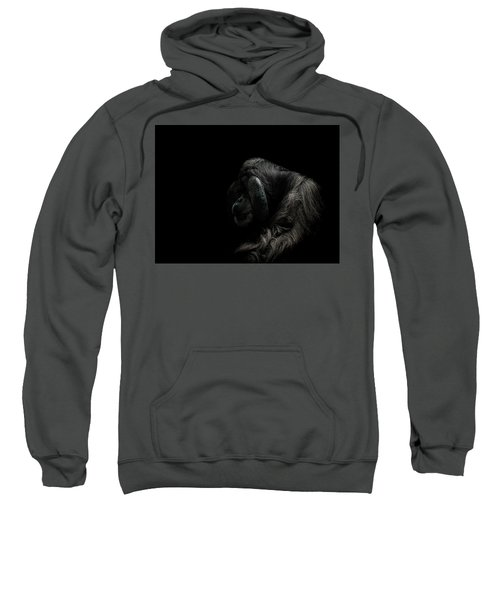 Insecurity Sweatshirt by Paul Neville