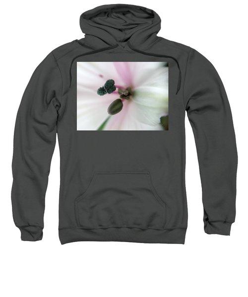 Inside Macro Tulip  Sweatshirt
