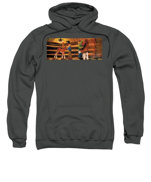 Inside The Barn Sweatshirt
