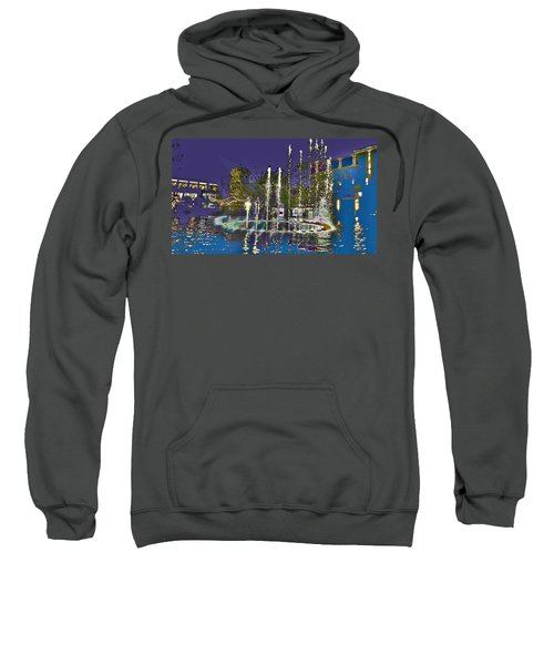inside the heart of Glendale - 200,000 hearts beat Sweatshirt
