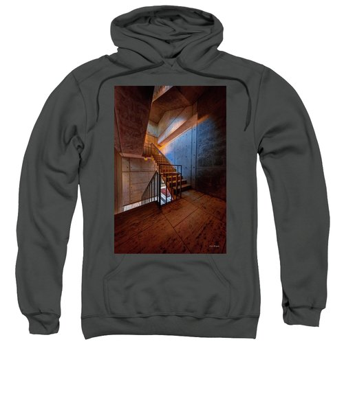 Inside The Stairwell Sweatshirt