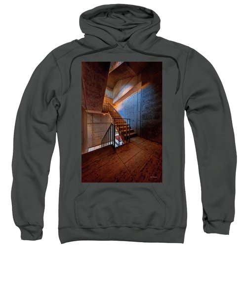 Inside The Stairwell Sweatshirt