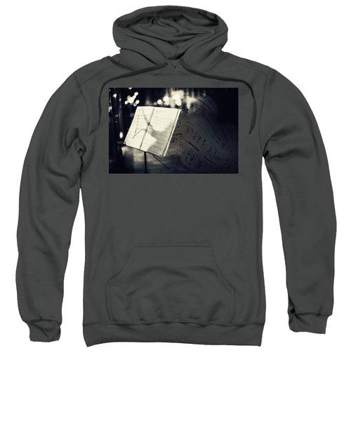 Inspiring Music Of The Night Streets Sweatshirt