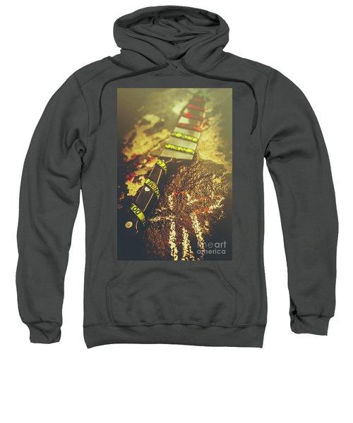 Instrument Of Crime Sweatshirt