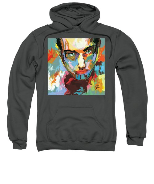Intense Face 2 Sweatshirt