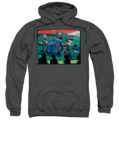 Intergalactic Misunderstanding Sweatshirt
