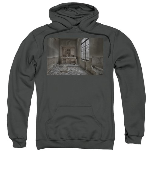 Interior Furniture Atmosphere Of Abandoned Places Dig Photo Sweatshirt