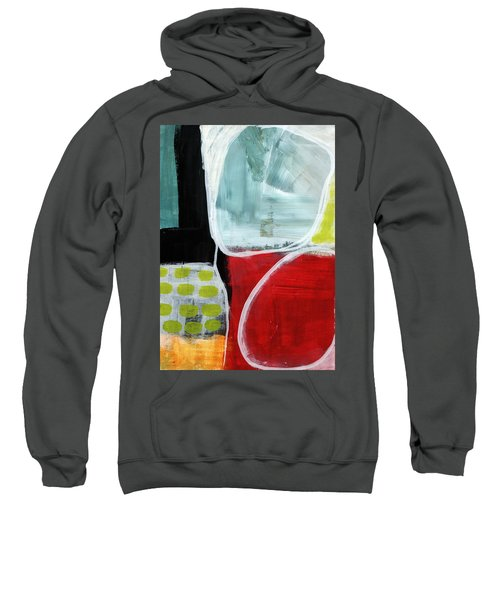 Intersection 37- Abstract Art Sweatshirt