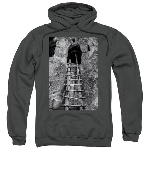 Into The Alcove Sweatshirt by Gary Lengyel