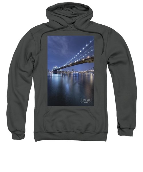 Into The Arms Of The Night Sweatshirt