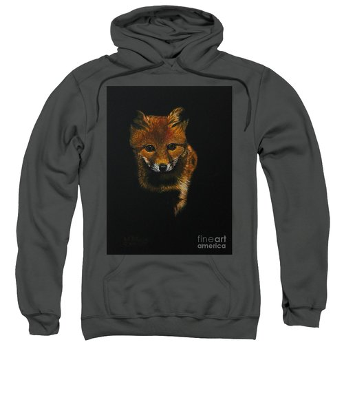 Into The Light......fox Kit Sweatshirt