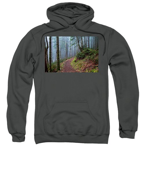 Into The Misty Forest Sweatshirt