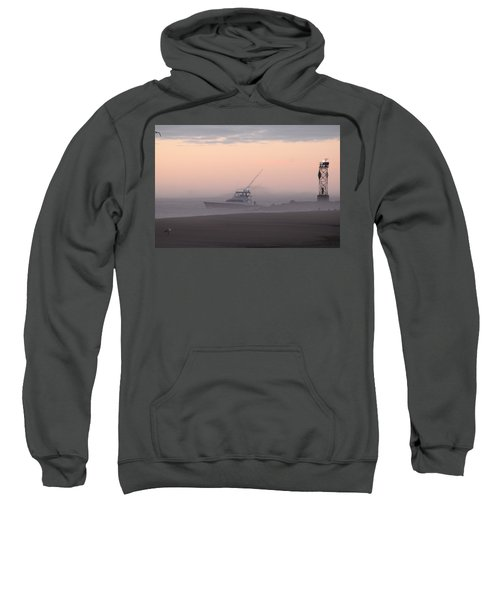 Into The Pink Fog Sweatshirt