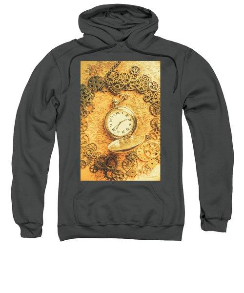 Invention Of Time Sweatshirt