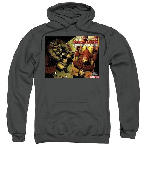 Invincible Iron Man Sweatshirt