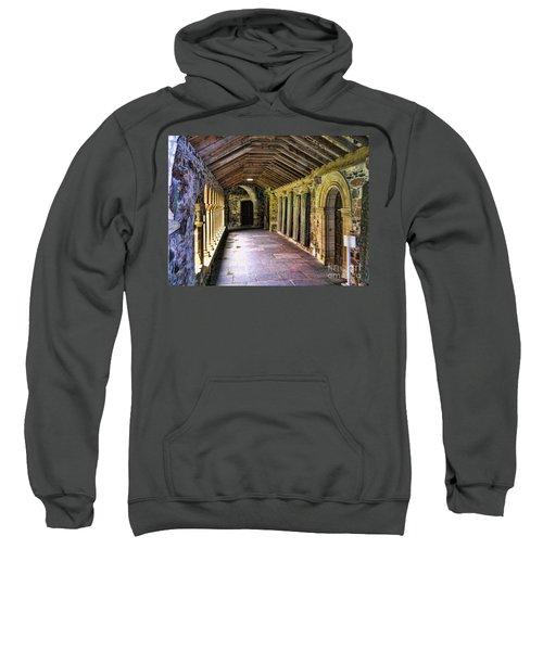 Arched Invitation Passageway Sweatshirt