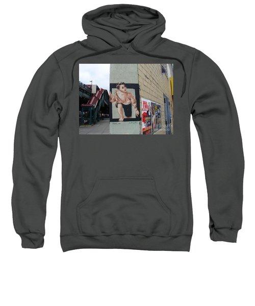 Inwood Graffiti  Sweatshirt by Cole Thompson