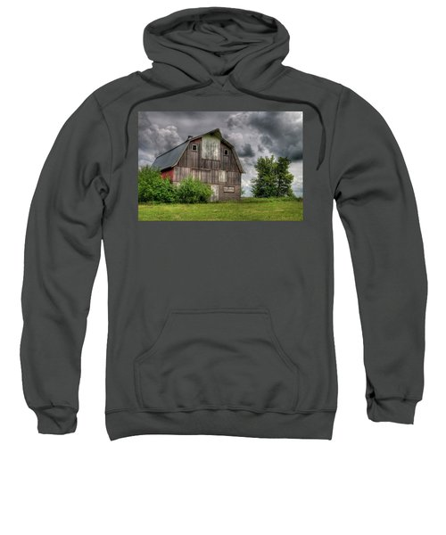 Iowa Barn Sweatshirt