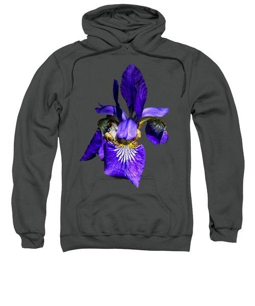 Iris Versicolor Sweatshirt