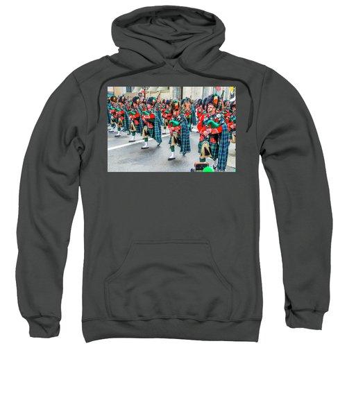 St. Patrick Day Parade In New York Sweatshirt