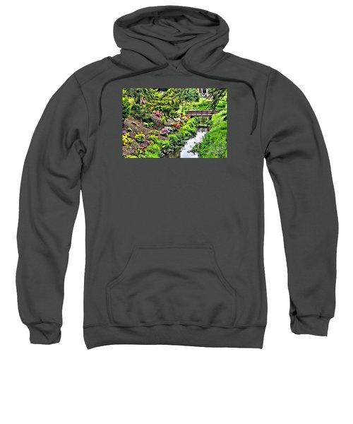 Irish Summer Stream Sweatshirt