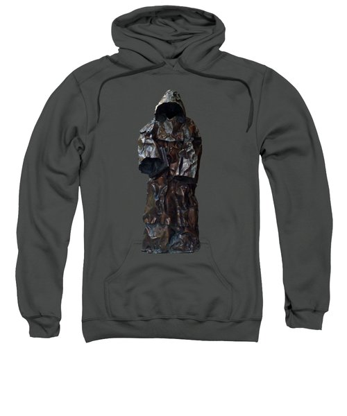 Iron Robe Art Sweatshirt