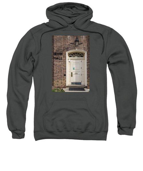 Irvin Hall Penn State  Sweatshirt by John McGraw