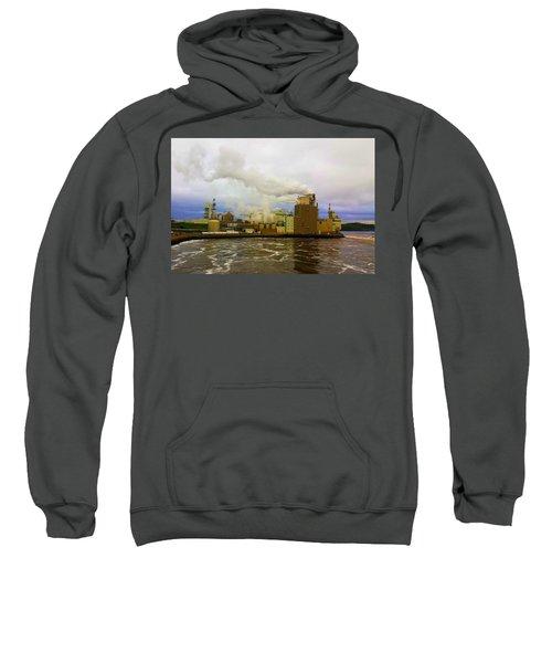 Irving Pulp Mill #3 Sweatshirt