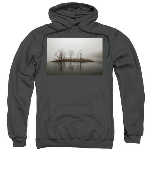 Island In The Fog Sweatshirt