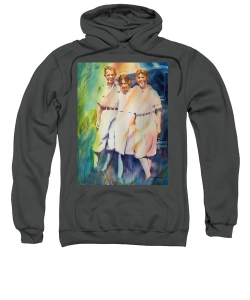 It Was Paradise Here With You Sweatshirt