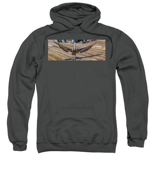 It Was This Big  Sweatshirt