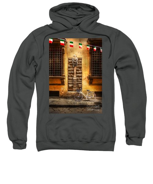 Italia Cential Bicycle Sweatshirt