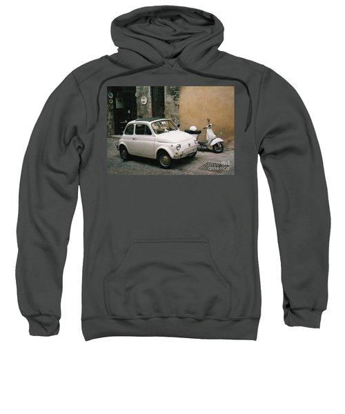 Italian Classic Commute  Sweatshirt