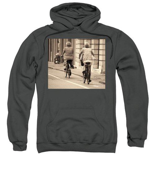 Italian Lifestyle Sweatshirt