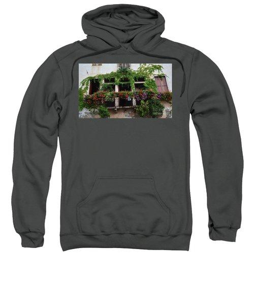 Italy Veneto Marostica Main Square Sweatshirt