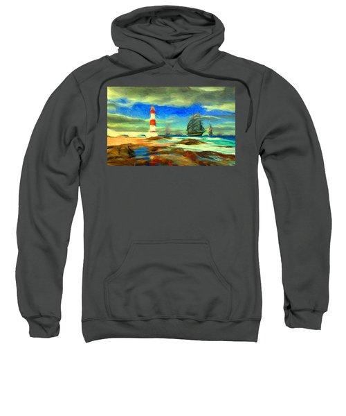 Itapua Lighthouse 1 Sweatshirt