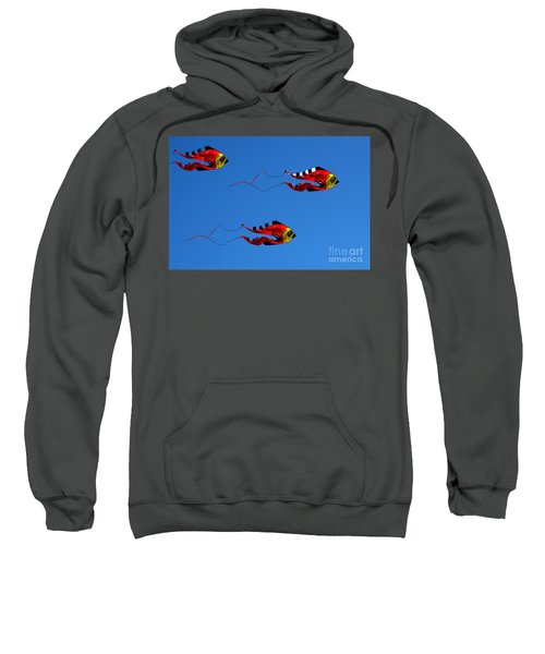 It's A Kite Kind Of Day Sweatshirt