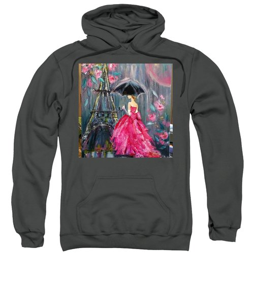 It's Raining In #california ! This Sweatshirt