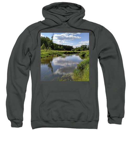 It's So Calming Here In Odrzywol Sweatshirt