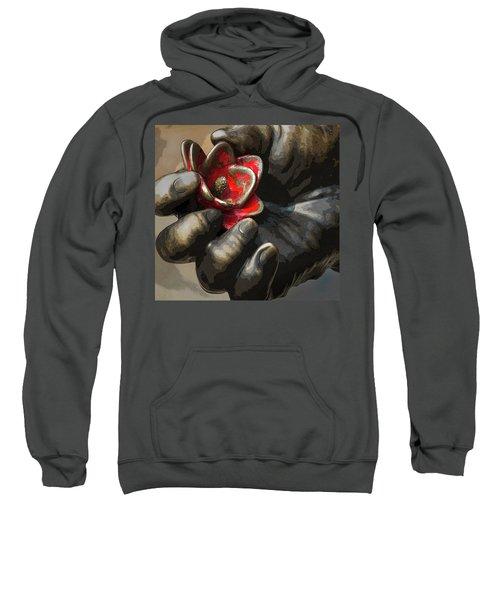 Ivan's Hand Sweatshirt