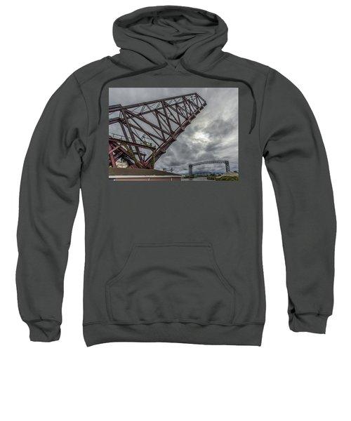 Jackknife Bridge To The Clouds Sweatshirt