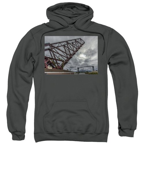Jackknife Bridge To The Clouds Sweatshirt