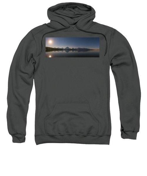 Jackson Lake Moon Sweatshirt