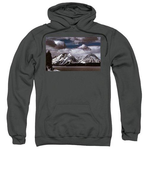 Jackson Lake Peaks Sweatshirt
