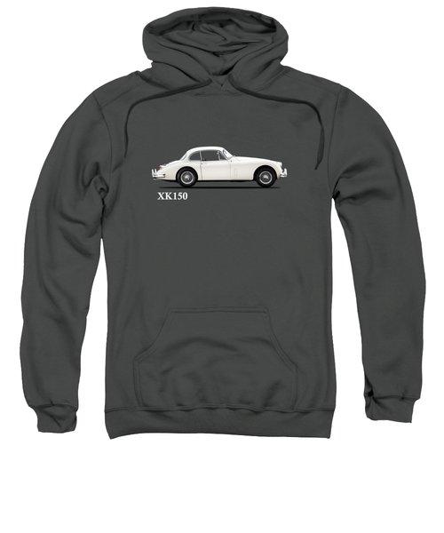 Jaguar Xk150 Sweatshirt