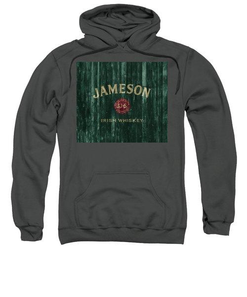 Jameson Irish Whiskey Barn Door Sweatshirt