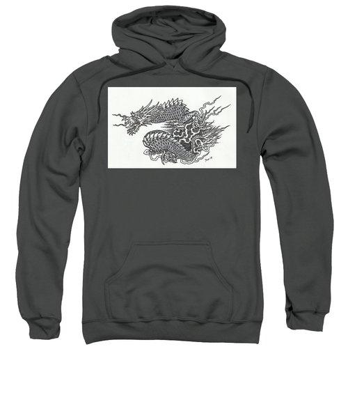 Japanese Dragon Sweatshirt