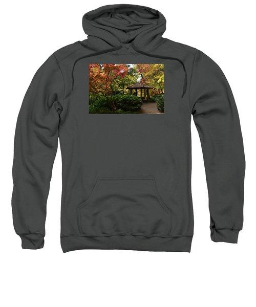 Japanese Gardens 2577 Sweatshirt